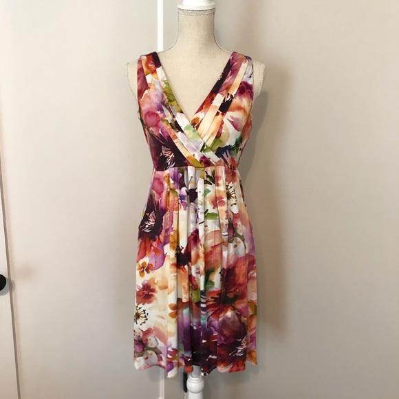 envi Dresses & Skirts - Envi Watercolor Dress- Medium